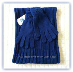 Комплект шарф перчатки Adidas Originals GLOVE M30688 оригинал. 1000 отзывов