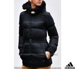 Женский удлиненный пуховик Adidas J Long DJkt W52997 оригинал. 2300 отзывов