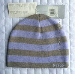Шапка зимняя Reebok Bistripe Hat Laven K34020. оригинал. Более 900 отзывов.