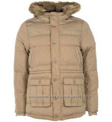 t -30 C. Зимняя куртка Adidas Ballfiber Utility Parka Jkt M32479. оригинал.