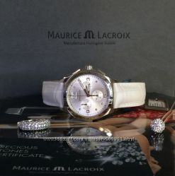 Швейцарские часы MAURICE LACROIX Diamond MI1057-SS001-150. 1850 отзывов.
