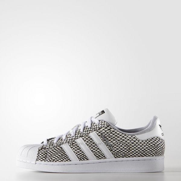 Кроссовки Adidas Superstar Snake Pack S82731 оригинал. Более 2200 отзывов.