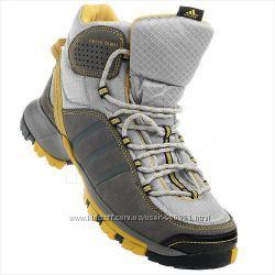 Ботинки треккинговые Adidas Cerro Mid K 032887 оригинал. Более 2000 отзывов