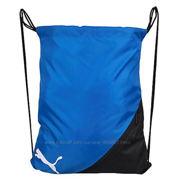 Сумка-мешок PUMA Liga Gym Sack 075216-03 оригинал. Более 2200 отзывов.