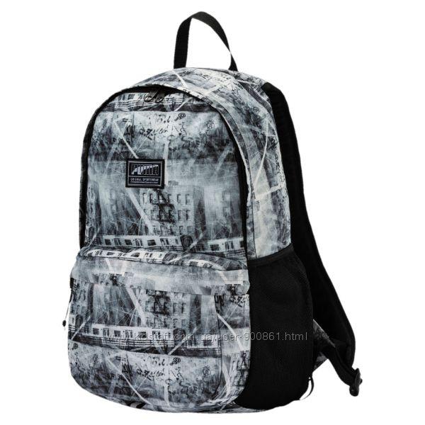 Рюкзак PUMA Academy Backpack 074719-10 оригинал. Unisex. Более 2200 отзывов
