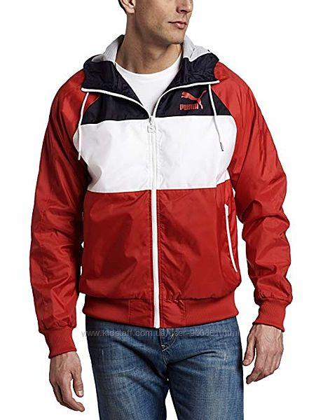 Куртка ветровка Puma Heritage Wind Jacket 559651-10 оригинал. 2200 отзывов.