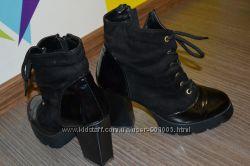 Продам ботинки в хорошем состоянии