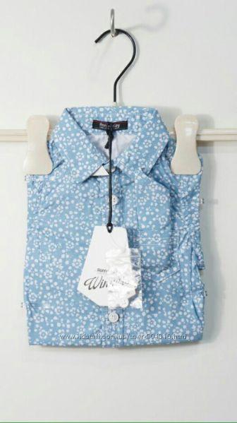 СкидкаСтильная фирменная рубашка. Италия