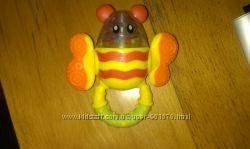 Оригинальная игрушка-погремушка пчёлка от Canpol