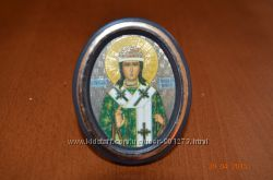 Святая икона из Чернигова, имя Никита