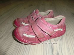 кожанные кроссовки Red Kids