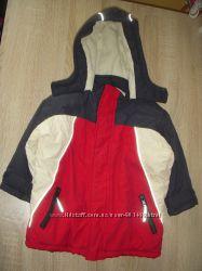 Куртка и полукомбинезон Klitzeklein, размер 86. Продам.