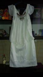 Коротенькое платье для вечера