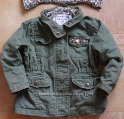 Куртка, ветровка для девочки