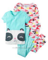 Пижамы Carters для чевочек