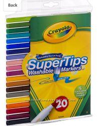 Фломастеры Crayola 20 шт.