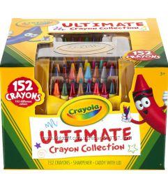 Восковые карандаши Crayola 152 шт.