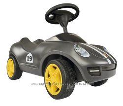Машинка для катания BIG Porsche 56346 насадки в комплекте
