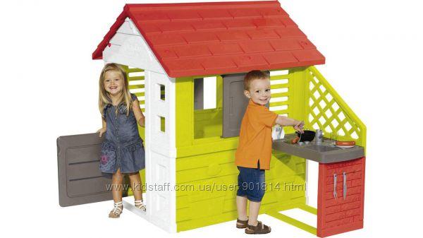 Игровой домик Smoby 810713
