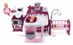 Большой игровой центр Smoby Baby Nurse Прованс комната малыша 220349