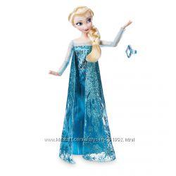 Кукла Эльза кольцо Холодное сердце Дисней принцесса Elsa Frozen Disney 2018
