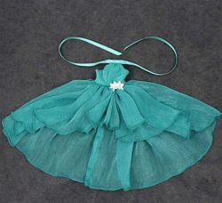 Вечернее платье для куклы Блайз, Дисней кукла одежда наряд для Blythe блайс