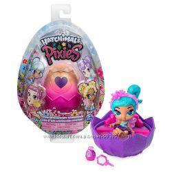 Куклы феи Пикси Хетчималс Hatchimals Pixies Collectible Doll & Accessories