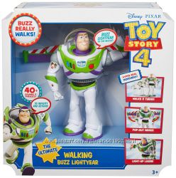Светик Базз Лайтер Disney Pixar Toy Story Ultimate Walking Buzz Lightyear 7