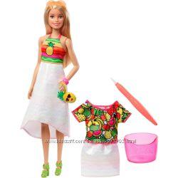 Кукла Барби Крайола Фруктовый сюрприз Barbie Crayola Rainbow Fruit Surprise