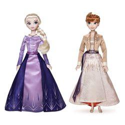 Куклы Дисней Анна и Эльза набор 2019 года Фрозен Anna and Elsa Frozen 2
