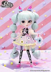 Коллекционная кукла Pullip PIMMAM 2019 Пуллип Пиммам Пимам