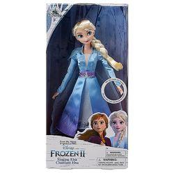 Поющая кукла Дисней Эльза Холодное сердце 2 Elsa Singing Disney Frozen поет