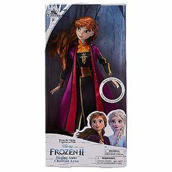 Поющая кукла Дисней Анна Холодное сердце 2 Anna Singing Disney Frozen поет