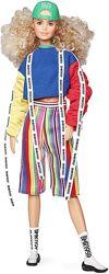 Высокая кукла барби с кучеряшками БМР Barbie BMR 1959 Curly Blonde Hair