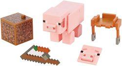 фигурка Свинка Майнкрафт Minecraft Comic Maker Pig оригинал Mattel