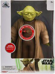 Кукла фигурка Йода звездные войны Yoda Talking Action Figure Star Wars