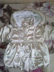 Зимняя курточка комбинезон Войчик wojcik размер 86