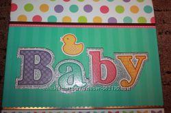 Продам новый фотоальбом для фото новорожденных