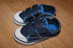 Модные кроссовки кеды NEXT 5 р. 21, 5 на липучке