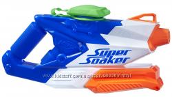 Водный пистолет. Nerf. Бластер. Freezefire. Super Soaker