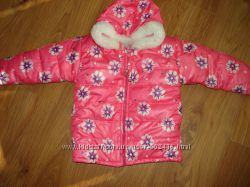 Куртка для маленькой модницы. Размер 2-3т