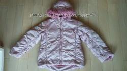 Куртка демисезон для девочки 8-9 лет