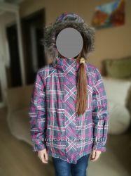 Куртка демисезон для девочки 8-9-10 лет