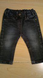 Узкие джинсы, скинни р. 74