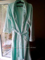 банный плюшевый халат