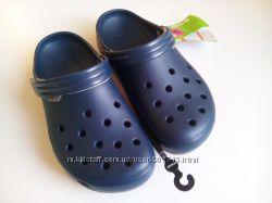 Crocs Duet Clogs M6 W8 крокс новый