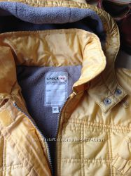Куртки детские демисизонные 116рост. ветровка желтая104-110 рост Германия бу