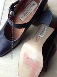 Туфли кожаные Мarc o Рolo 39-39. 5 оригинал Италия-7размер