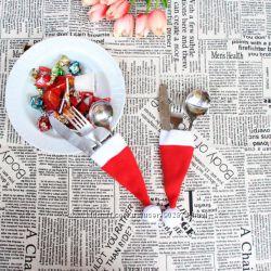 Украшения для столовых приборов, нового года и рождества