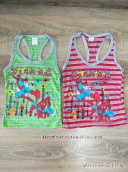Летние майки Турция для мальчиков 6-8 лет